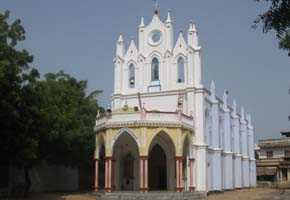 Kallikulam st.Antony Church